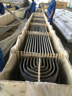 317L/1.4438 Stainless Steel U Tube / Pipe