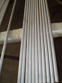 Seamless 1.4306/304L Stainless Steel Pipe / Tube