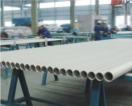 317/317L Seamless Stainless Steel Tube