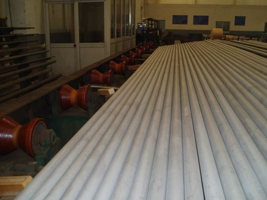 S32205 / 2205 / 1.4462 / SAF2205 Seamless Stainless Steel Pipe / Tube
