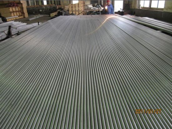 317/317L / S31703 Seamless Stainless Steel Pipe / Tube