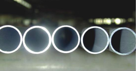 310S/1.4845 Stainless Steel Exhaust Tubing